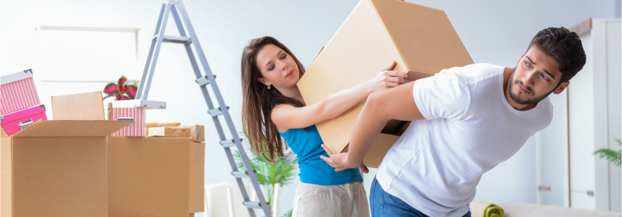 Packaging and Moving Services in Oman